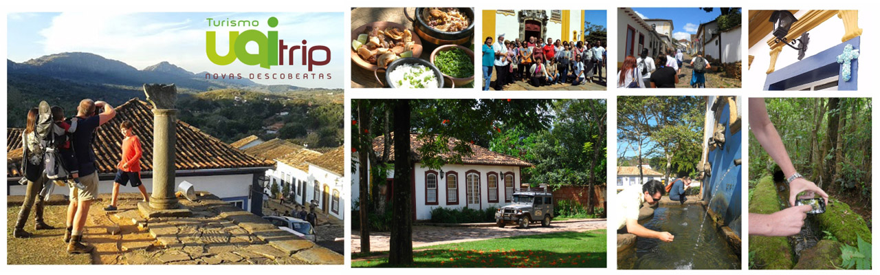 Descubra Tiradentes City Tour